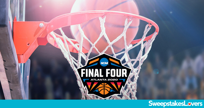 AT&T THANKS NCAA Final Four Sweepstakes 2020