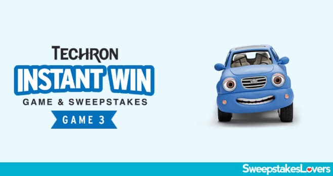 Chevron With Techron Instant Win Game and Sweepstakes 2020