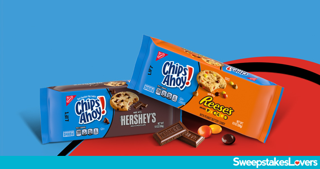 Chips Ahoy Happier Together Sweepstakes 2020