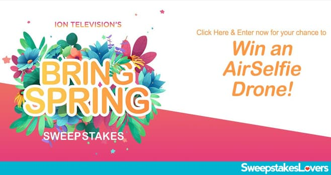 ION Television Bring Spring Sweepstakes 2020