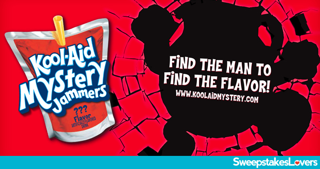 Kool-Aid Mystery Flavor Sweepstakes & Instant Win Game 2020