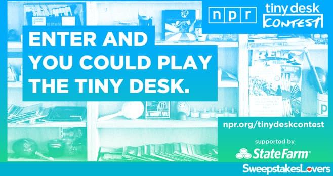 NPR Tiny Desk Contest 2020