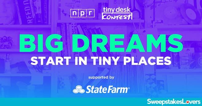 NPR Tiny Desk Contest 2021
