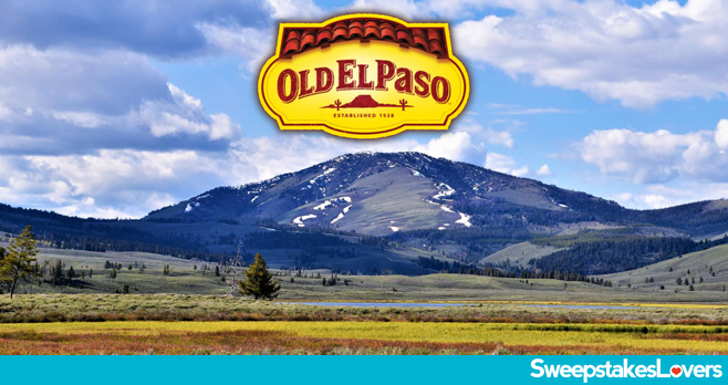Old El Paso America's Cheesiest Family Sweepstakes 2020