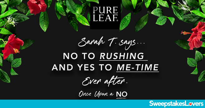 Pure Leaf Once Upon A No Contest 2020