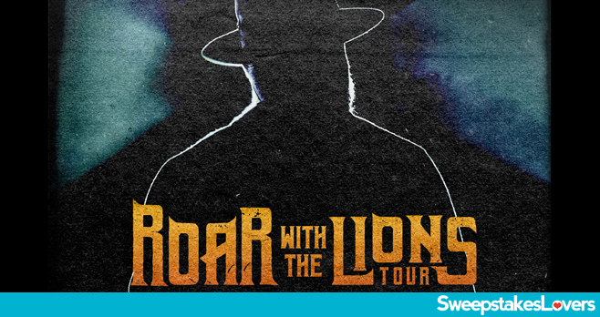 SiriusXM Zac Brown Band Roar with the Lions Tour Sweepstakes 2020