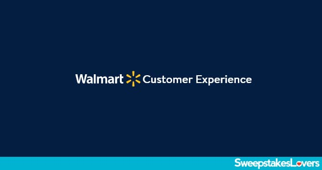 Walmart Survey Sweepstakes 2020
