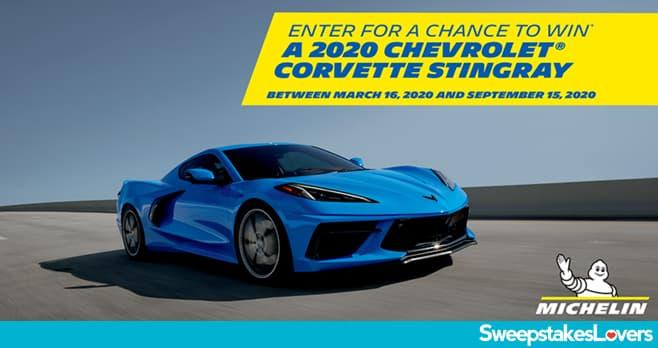 The Torque Show 2020 Corvette Stingray Sweepstakes