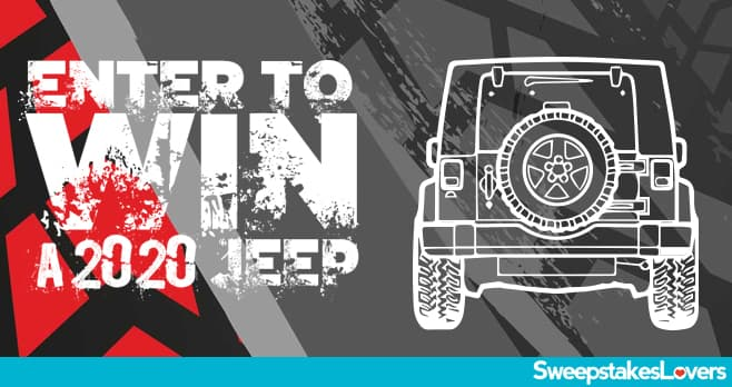 2020 Jeep Sweepstakes