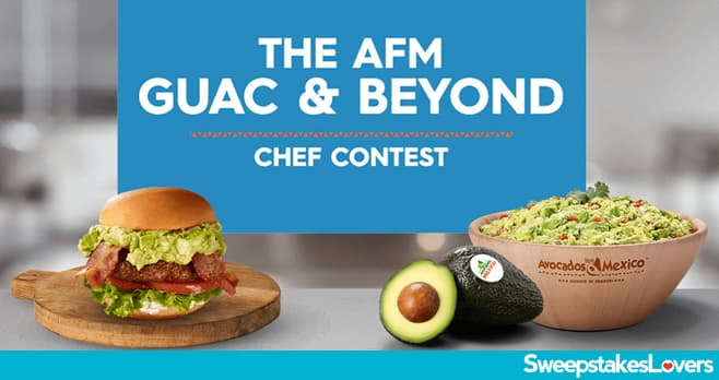 Avocados from Mexico Guac and Beyond Chef Contest 2020
