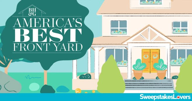 BHG America's Best Front Yard Contest 2020