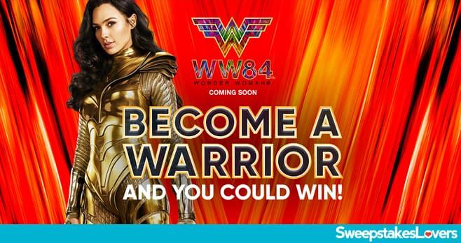 Doritos Wonder Woman 1984 Sweepstakes 2020