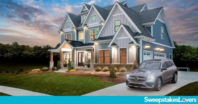 HGTV Smart Home 2020 Sweepstakes
