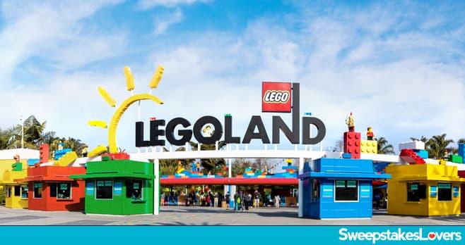 Quaker Life Cereal Legoland Instant Win Game 2020