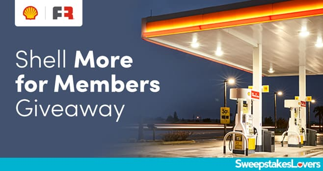 Shell More For Members Giveaway 2020
