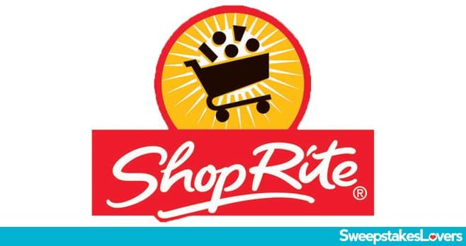 ShopRite Survey Sweepstakes 2020