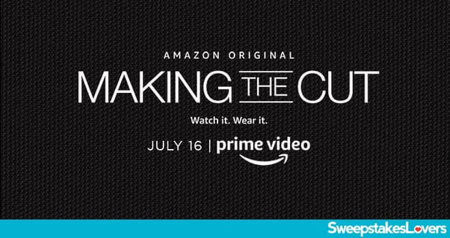 Singer Making The Cut Amazon Giveaway 2021