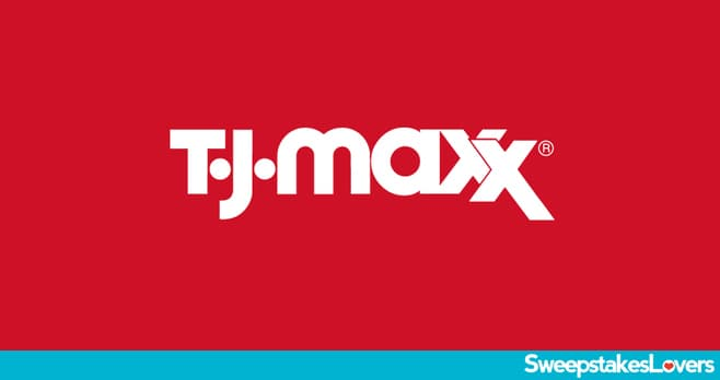 TJ Maxx Survey Sweepstakes 2020