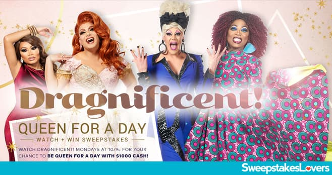 TLC Dragnificent Sweepstakes 2020