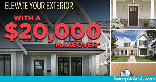 Today's Homeowner Elevate Your Exterior Contest 2020
