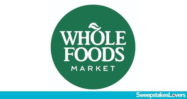 Whole Foods Market Survey Sweepstakes 2020