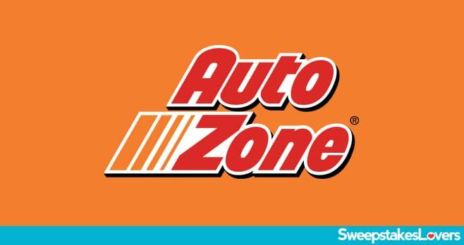 AutoZone Survey Sweepstakes