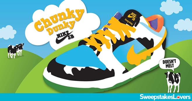 Ben & Jerry's Nike Chunky Dunky Contest 2020