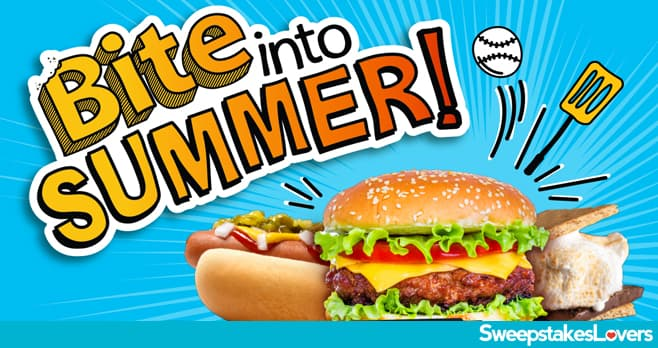 Bite Into Summer Instant Win 2020