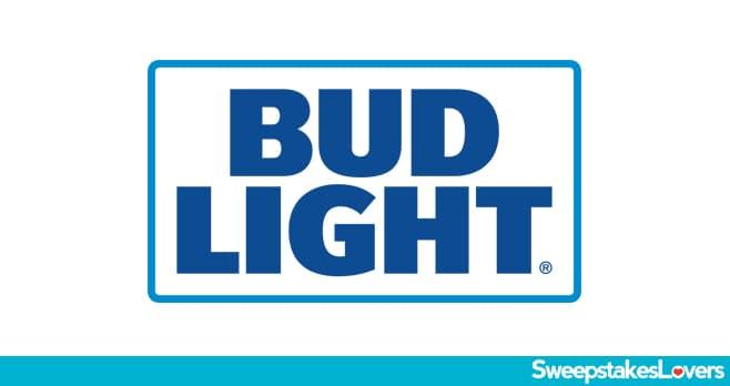 Bud Light Family Backyard Makeover Sweepstakes 2020