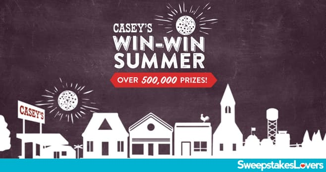 Casey's Win-Win Summer Sweepstakes 2020