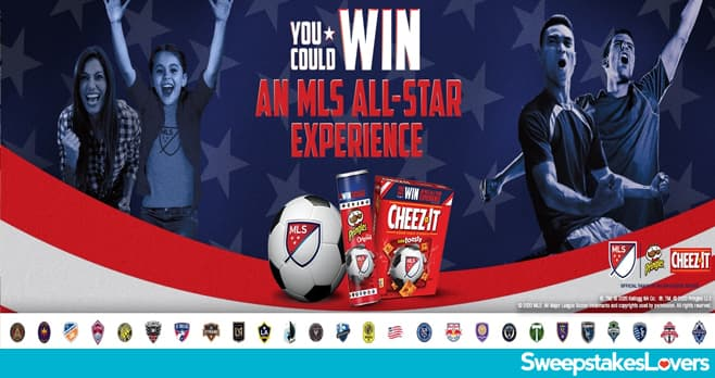 Cheez-It & Pringles MLS Sweepstakes 2020