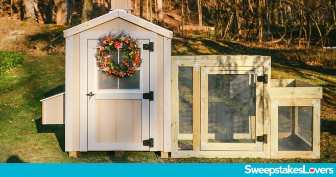 Country Living Find The Horseshoe Sweepstakes (July 2020)