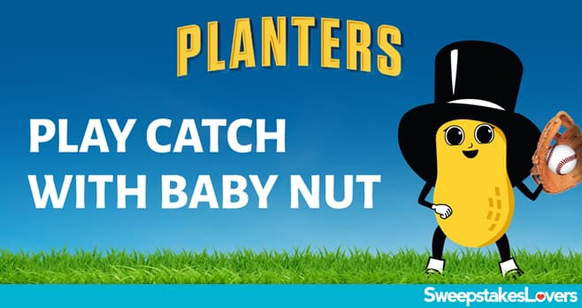 Baby Nut's First Game of Catch Sweepstakes & Instant Win 2020