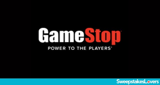 GameStop Survey Sweepstakes 2020