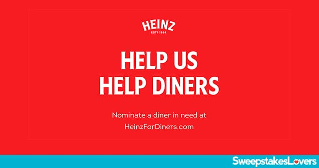 Heinz For Diners Giveaway 2020