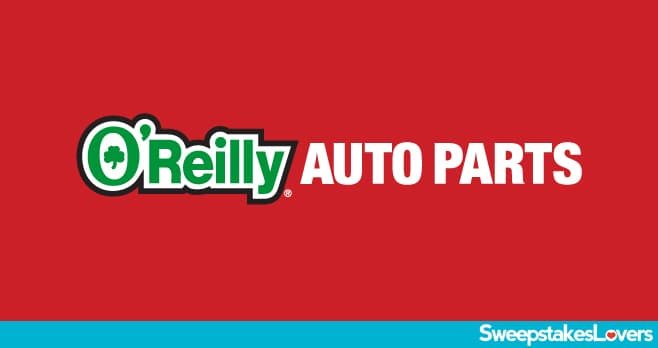 O'Reilly Survey Sweepstakes
