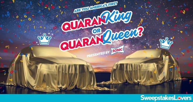 SONIC QuaranKing and QuaranQueen Contest 2020