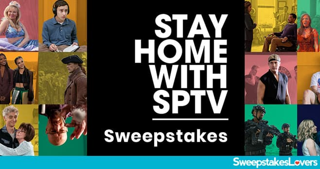Sony SPTV At Home Sweepstakes 2020
