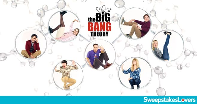 TBS Big Bang Theory Sweepstakes 2020