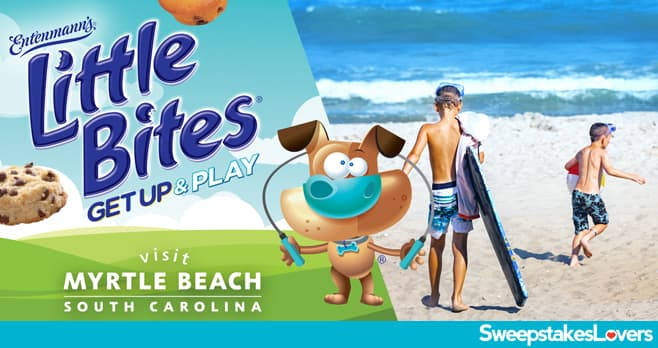 Get Up & Play with Little Bites Sweepstakes 2020