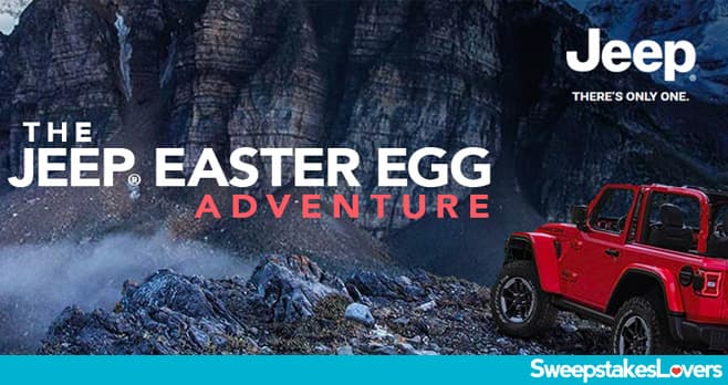 Jeep Easter Eggs Contest 2020
