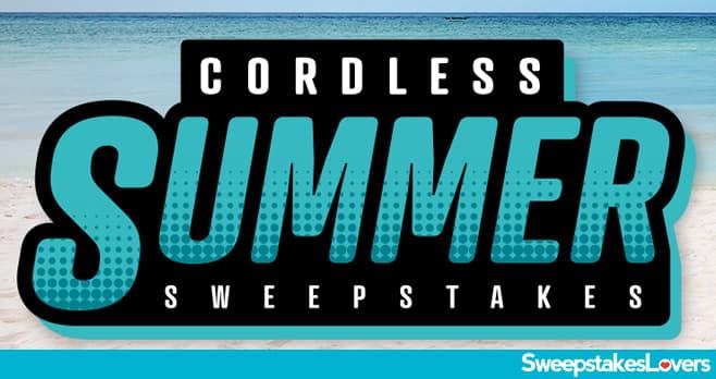 Makita Cordless Power Summer Sweepstakes 2020
