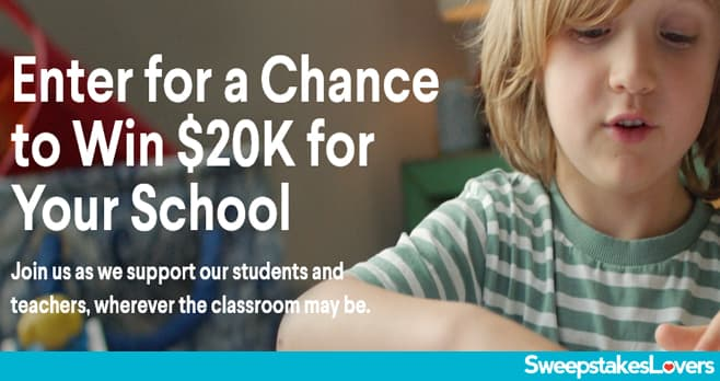 Clorox Stand with Teachers Sweepstakes 2020