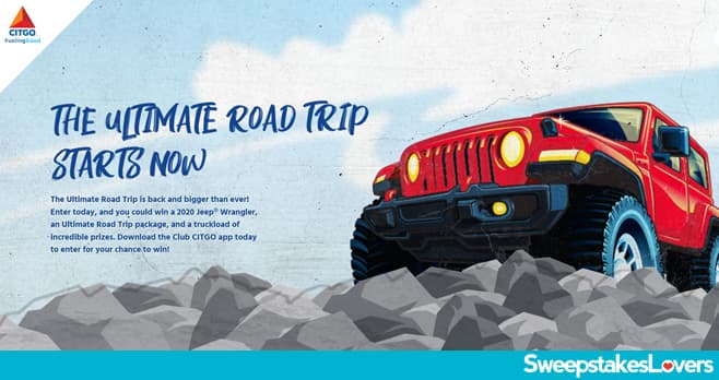 Club CITGO Fueling Good Sweepstakes 2020