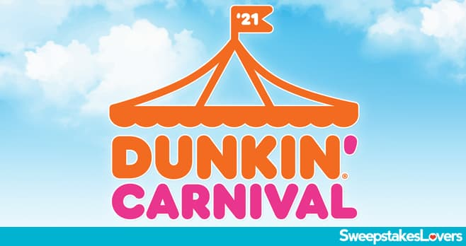 Dunkin Carnival Instant Win Game 2021