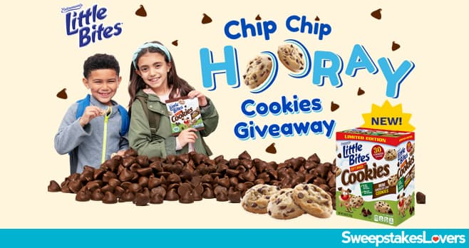 Entenmann's Little Bites Chip, Chip, Hooray Giveaway 2020