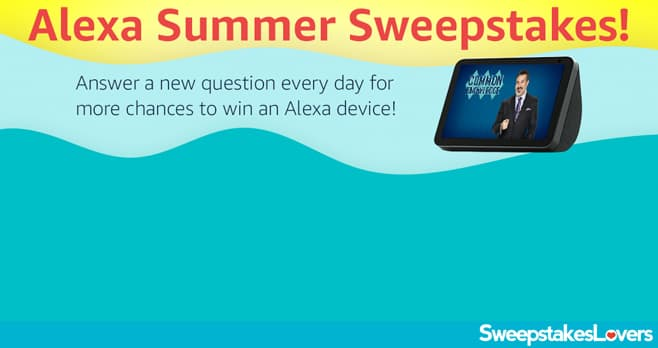 GNS Common Knowledge Alexa Summer Giveaway 2020