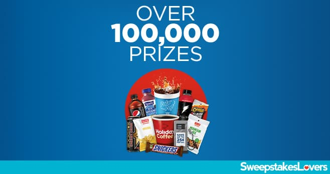 Holiday Scratch & Match Sweepstakes 2020