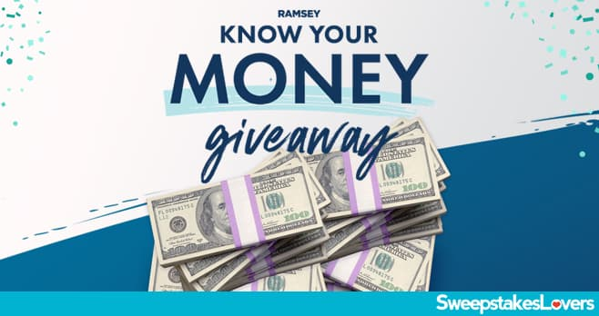 Ramsey Know Your Money Giveaway 2020