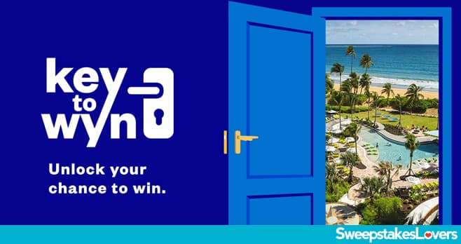 Wyndham Key to Wyn Instant Win & Sweepstakes 2020